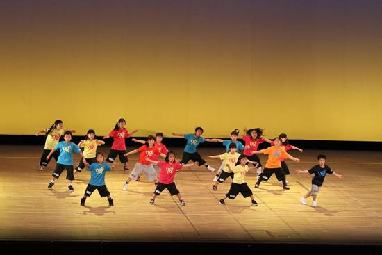 『CENTRAL SPORTS DANCE FESTIVAL 2014』3
