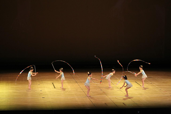 『CENTRAL SPORTS DANCE FESTIVAL 2014』4
