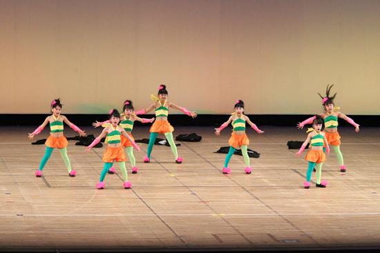 『CENTRAL SPORTS DANCE FESTIVAL 2014』5