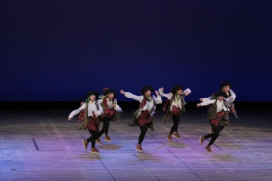 『CENTRAL SPORTS DANCE FESTIVAL 2014』6